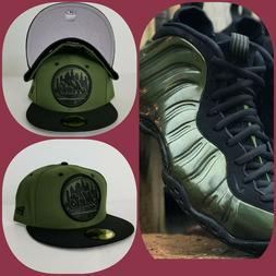New Era NY Mets 59Fifty Fitted hat for Nike Foamposite One L