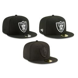 Oakland Raiders NFL New Era 59FIFTY 9FIFTY Fitted/Snapback -