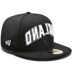 Oakland Raiders NFL Draft Night Hats New Era 59Fifty Fitted