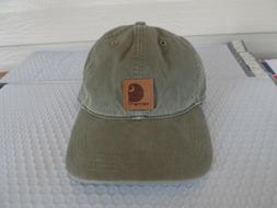 Carhartt Men's Odessa Cap,Army Green,One Size