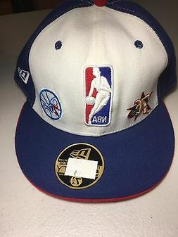 PHILADELPHIA 76ERS NEW ERA NBA FITTED HAT, FREE SHIPPING