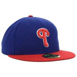 New Era Philadelphia Phillies Authentic Collection 59FIFTY H