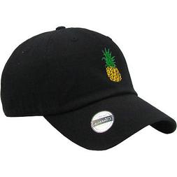 KBETHOS Pineapple Baseball Dad Hat Cap Polo Style Adjustable