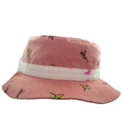 Pink Squirt Gun Official Brand Tye Dye Bucket Hat Cap Fitted