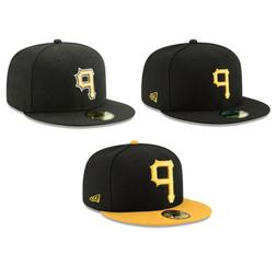 Pittsburgh Pirates PIT MLB Authentic New Era 59FIFTY Fitted