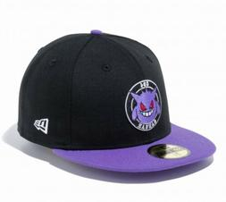pokemon 59fifty cap hat fitted circle gengar