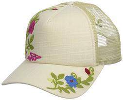 prAna Living Prana Embroidered Trucker, Stone, One Size