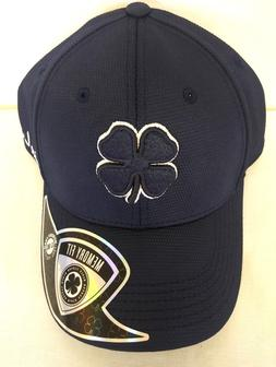 BLACK CLOVER Pro Luck 3 Men's Cap Hat Fitted Navy White Navy