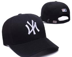 Quality New HOT NY Fitted sports hats baseball hats for men