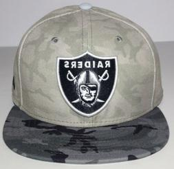 RAIDERS NFL Camouflage Shadow New Era 59FIFTY fitted/hat/foo