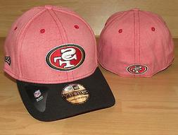 SAN FRANCISCO 49ERS 39THIRTY CHANGE-UP FLEX FITTED CAP HAT M