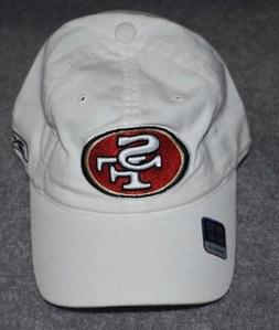 SAN FRANCISCO 49ERS ADULTS NFL FOOTBALL CAPS HAT FLEX FIT ON