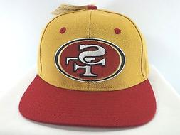 SAN FRANCISCO 49ERS NFL FITTED 7 1/8 ADULT HAT CAP BY DREW P