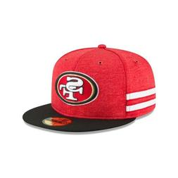 San Francisco 49ers NFL On-Field New Era 59FIFTY Fitted Hat