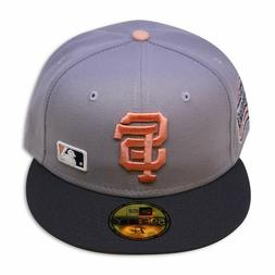 """SAN FRANCISCO GIANTS """"ONE-OFF"""" NEW ERA 59FIFTY FITTED  7 5/8"""