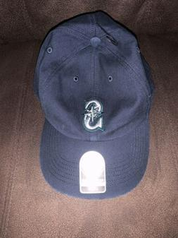 Seattle Mariners 47 Brand Hat Fitted Large