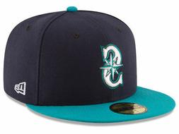 New Era Seattle Mariners ALT 59Fifty Fitted Hat  MLB Cap