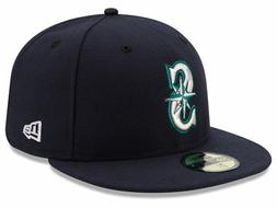 New Era Seattle Mariners GAME 59Fifty Fitted Hat  MLB Cap