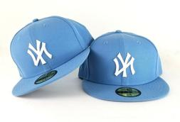 sky blue new york yankees 59fifty gray