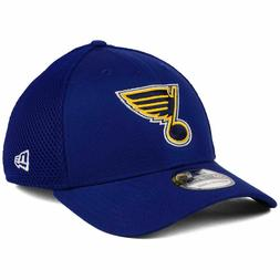 St. Louis Blues NHL Chase Neo New Era 39THIRTY Fitted Hockey