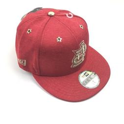 New Era St Louis Cardinals 59FIFTY Fitted Hat Size 7 3/4 Men