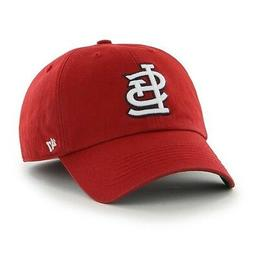 St Louis Cardinals 47 Brand Franchise Fitted Hat Baseball Ca