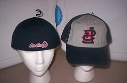 """ST. LOUIS CARDINALS MLB VIP '47 FRANCHISE """"STL"""" FITTED HAT S"""