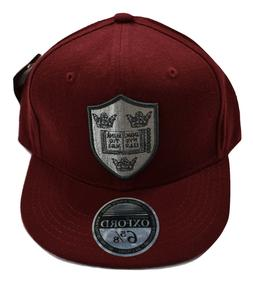 Stall & Dean Boys University of Oxford Fitted Embroidered Ha