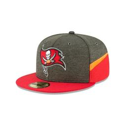 Tampa Bay Buccaneers NFL On-Field New Era 59FIFTY Fitted Hat
