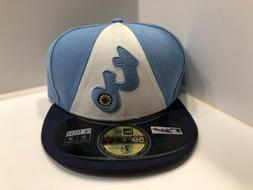 Tampa Bay Rays New Era 59FIFTY 2014 FAUX BACK Fitted Hat 7 1