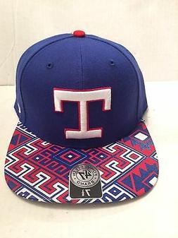 Texas Rangers 47 Brand MLB COOP Moroc Fitted Hat Size 7 1/8