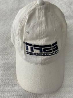 ESPN THE MAGAZINE HAT WHITE FLEX FIT FITTED CAP ONE SIZE SPO