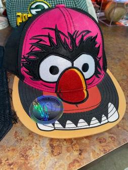 The Muppets Kids Fitted Hat 7 1/8 **New without Tags**