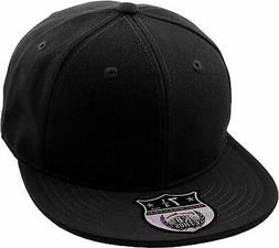 KBETHOS The Real Original Fitted Flat-Bill Hats True-Fit, 9