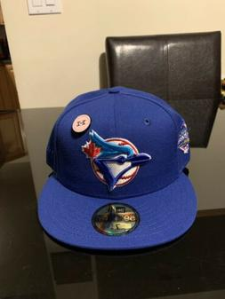 toronto blue jays 93 fitted hat club