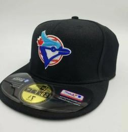 Toronto Blue Jays On field 59FIFTY New Era Fitted Hat 7 3/8