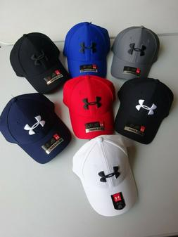 Under Armour Men's Blitzing 3.0 Fitted Hat Cap NWT!!!2019