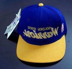 Vintage Golden State Warriors Sports Specialties Fitted Hat