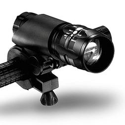 Xtreme Bright Waterproof LED Bike Light and Taillight Combo