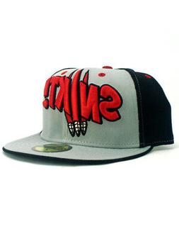 New Era Wolverine Snikt! 59fifty Custom Fitted Hat Size 6 7/